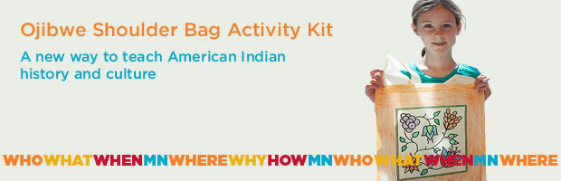 Ojibwe Shoulder Bag Activity Kit