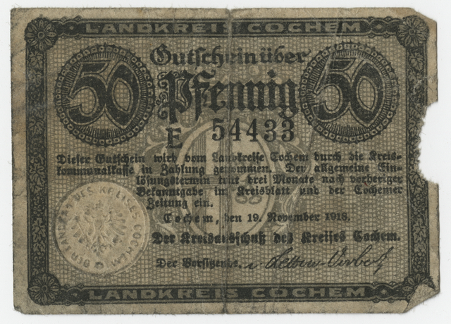 German Currency History Education Mn