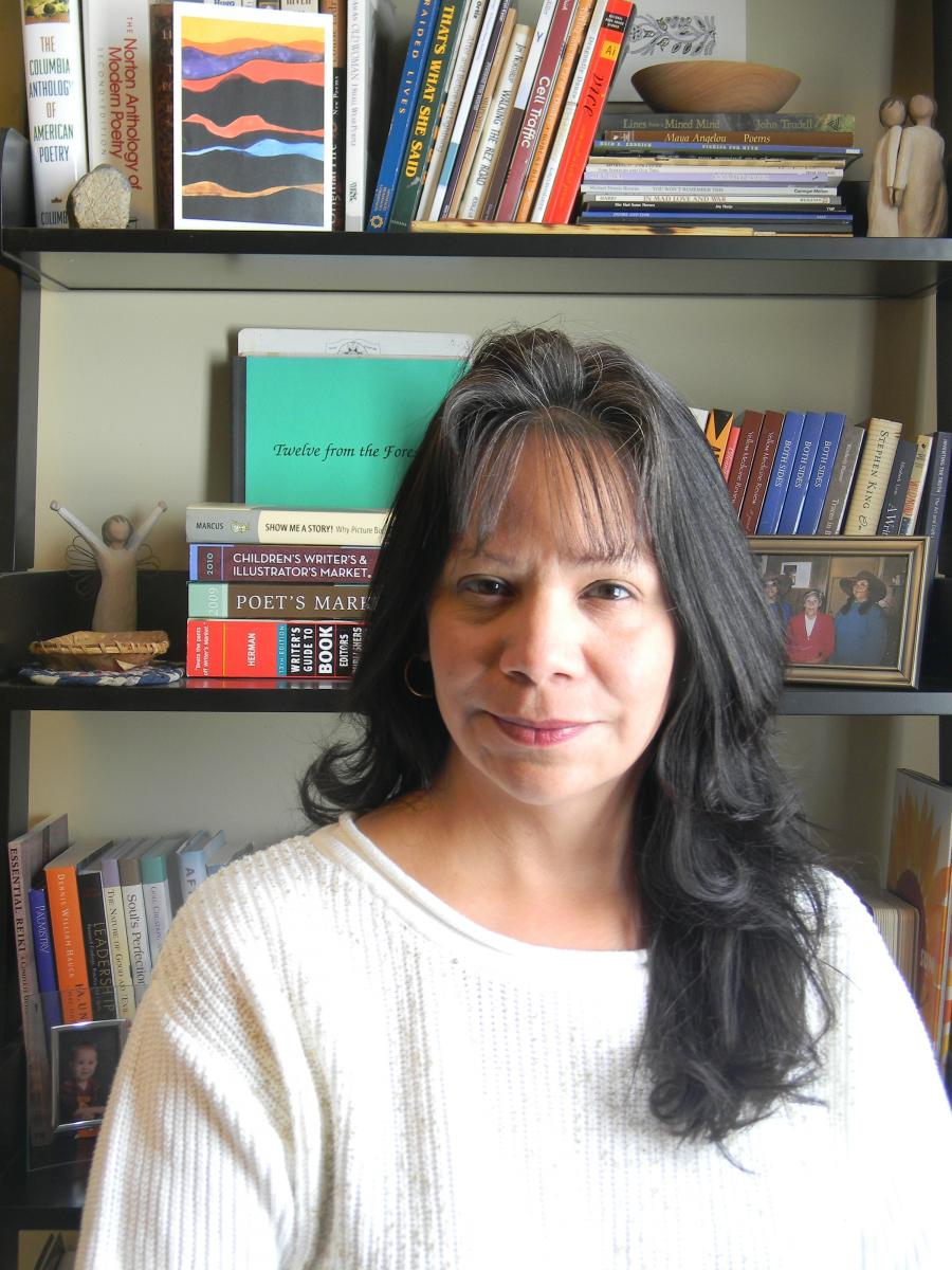 Cheryl Minnema, Waabaanakwadookwe (White Cloud Woman)