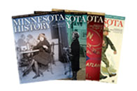 Minnesota History quarterly journal