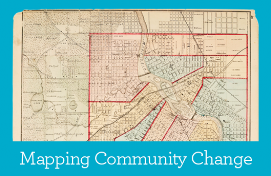 Mapping Community Change