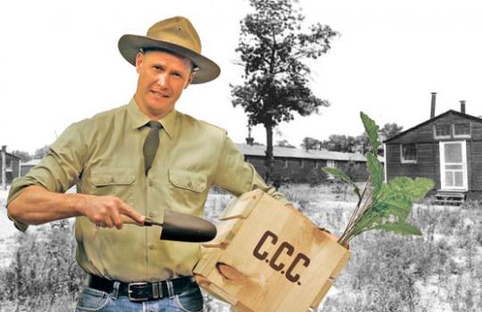 The Civilian Conservation Corps: A Good Deal from the New Deal