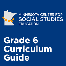 Grade 6 Curriculum Guide History Education Mn