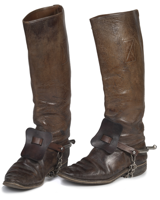 US military riding boots | Education